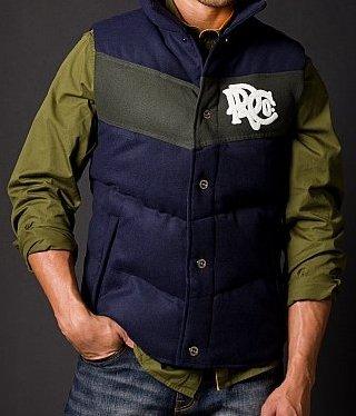 Faux Wool Vest