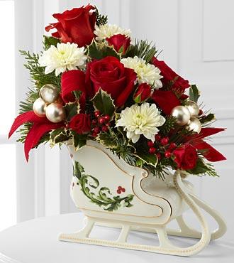 FTD Christmas flowers