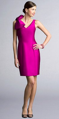 Fuchsia Cocktail Dresses from Kirribilla