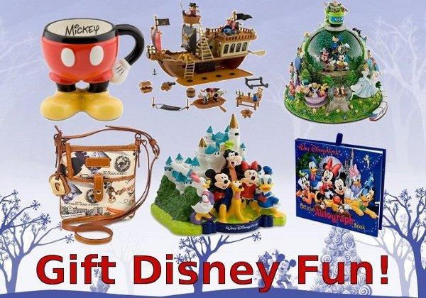 Gift Disney Fun!