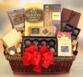 Godiva Signature Holiday Celebration