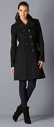 Guess Double-Breasted womoen Coat
