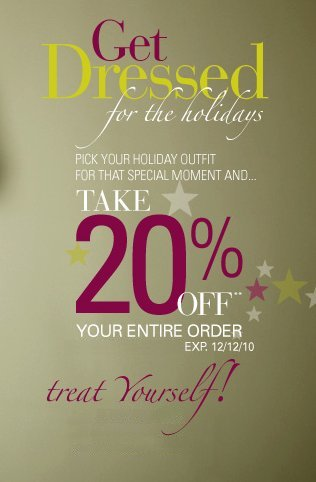 Save Big on Holiday Outfits