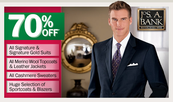 Jos A Bank Clothing for Men