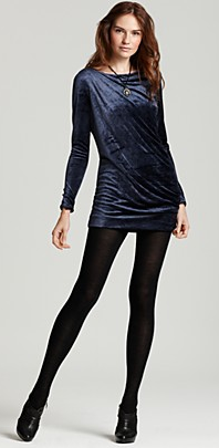 Juicy Couture Velvet Dress