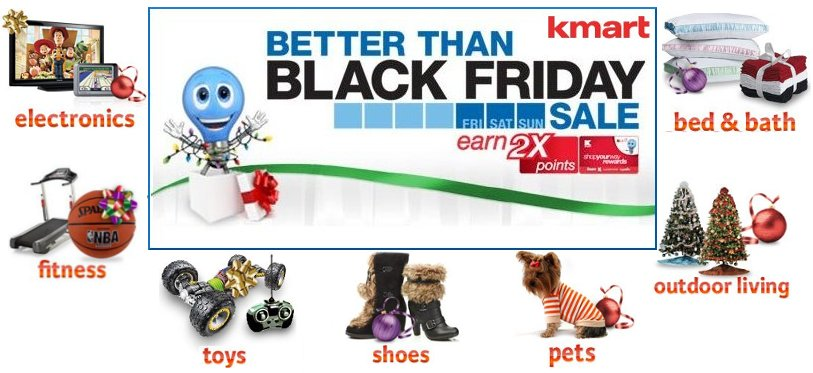 Kmart - Better than Black Friday Sale!