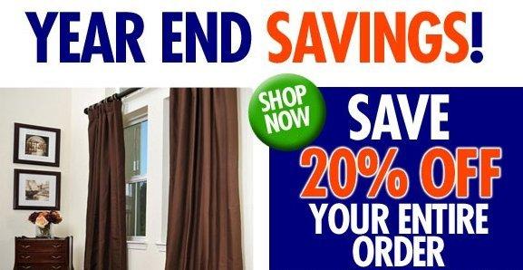 linens n things year end savings