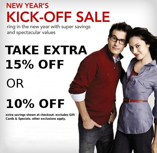 macys new year kick-off sale