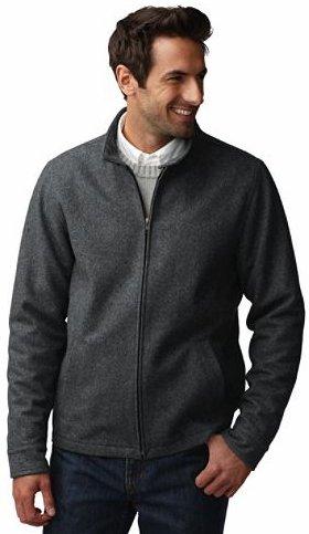 Men's Regular Wool Jacket