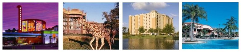 Travelocity's hotel Deals of Orlando