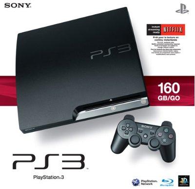 Sony PlayStation 3 160GB