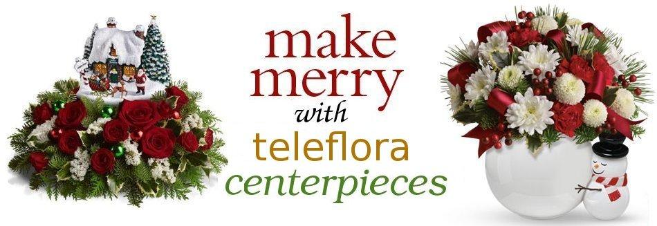 Teleflora Centerpieces