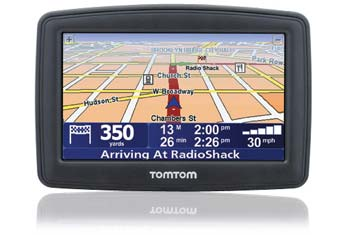 TomTom XL 350M GPS Receiver
