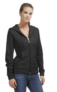 Fleece Full Zip Hoodie Jacket