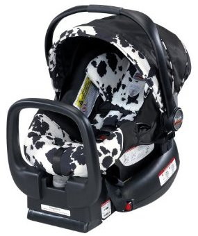 Britax Chaperone Infant Carrier - Cowmooflage
