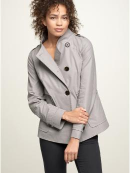 Gap asymmetrical peacoat