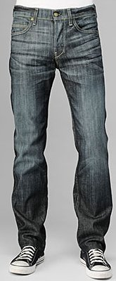 Jared Relaxed Slim Fit in Rebourne