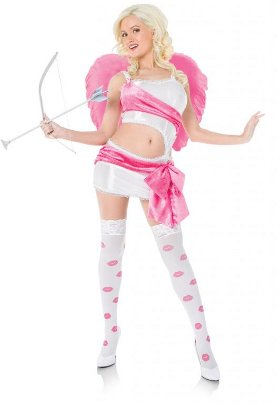 Playboy Cupid Adult Costume