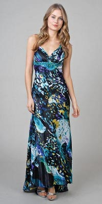 Printed Evening Dresses by Xscape
