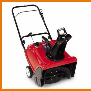 Toro Single-Stage 21 inch Gas Snow Blower