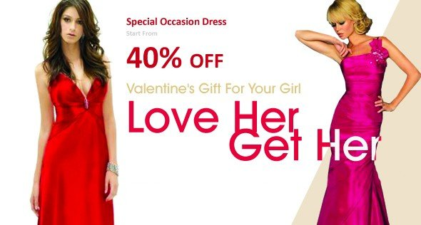 aphrobridal valentines day offer