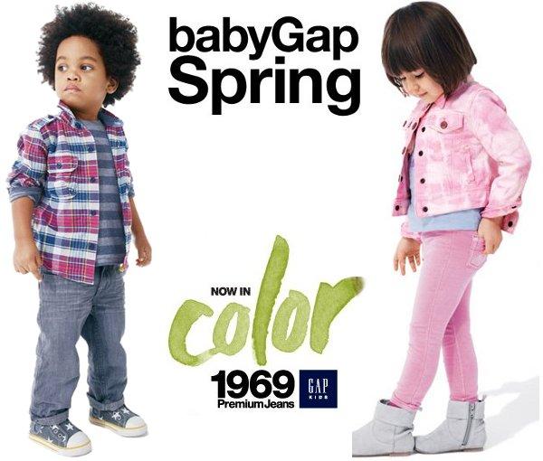 babygap spring