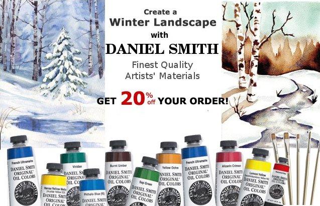 daniel smith art supplies