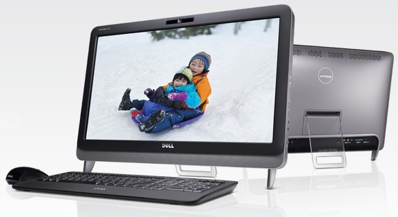 Dell Inspiron One All-In-One Desktop