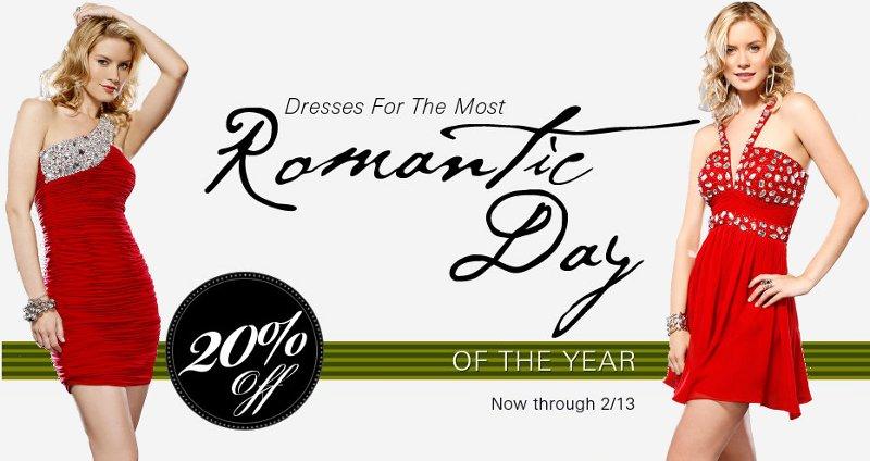 eDressMe Valentine's Dresses
