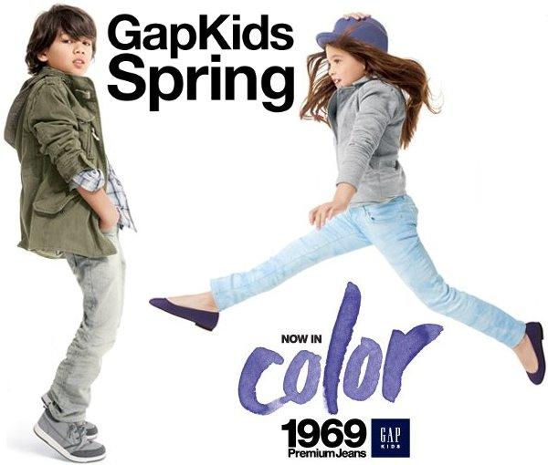 gap kids spring