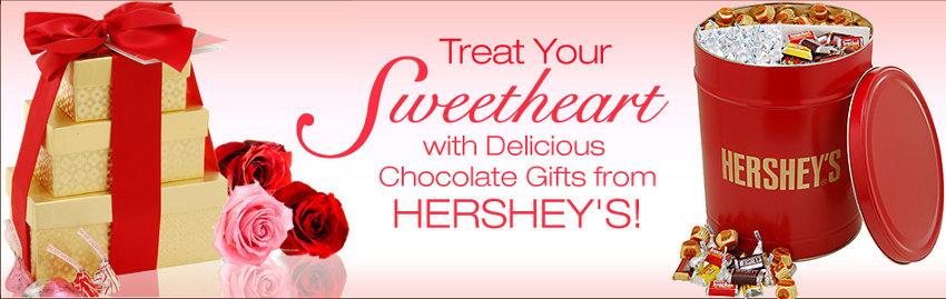hersheys treats
