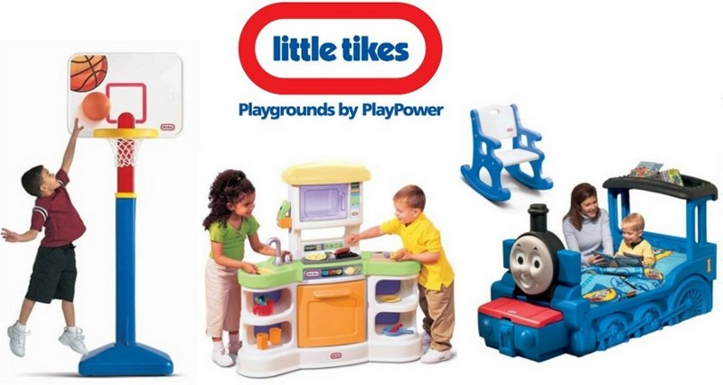 little tikes offer