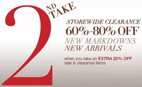 lord and Taylor offer
