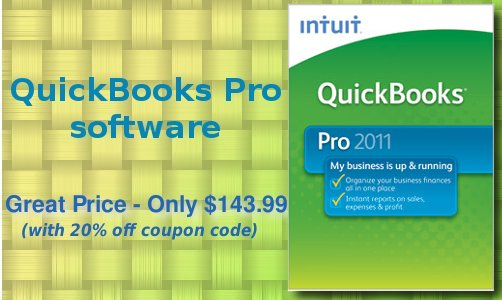QuickBooks Pro 2011