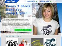 Ratfink T Shirts