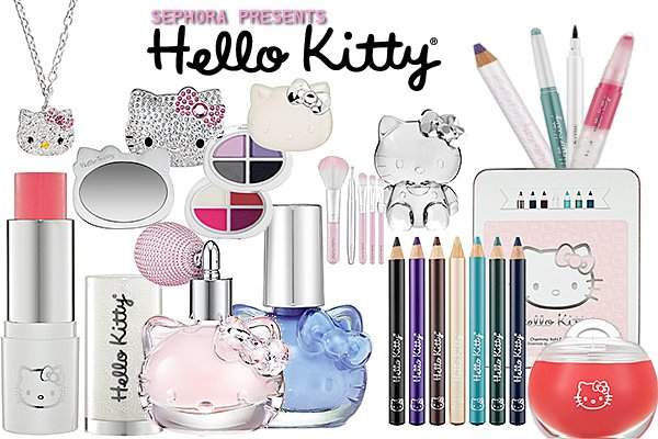 sephora hello kitty collection