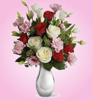 Teleflora's Love Forever Bouquet
