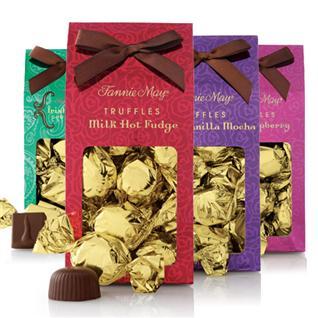 Valentine Chocolate Wraps