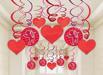 valentine decorations pack
