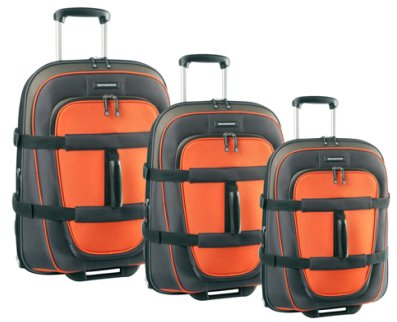 Weatherproof Delta Luggage Set