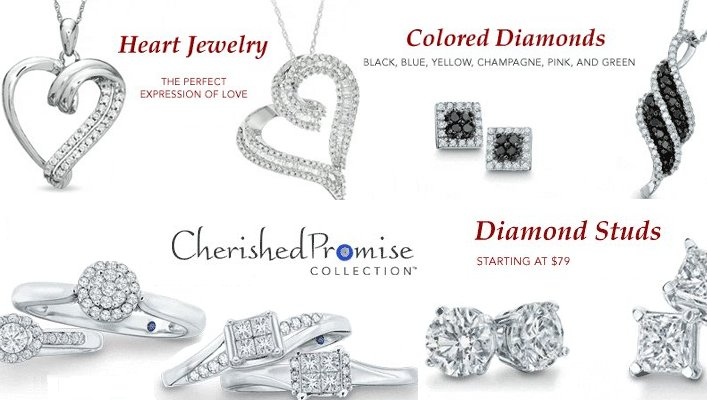 zales valentines jewelry
