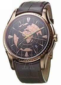Hamilton Mens Aquariva GMT Watch
