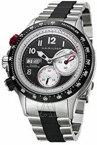 Hamilton Mens Khaki Aviation Tachymiler Watch