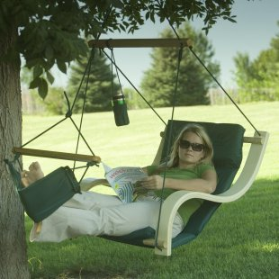 Island Bay Hammock Lounge Chair
