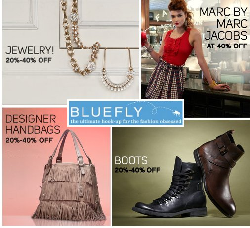 bluefly discounts