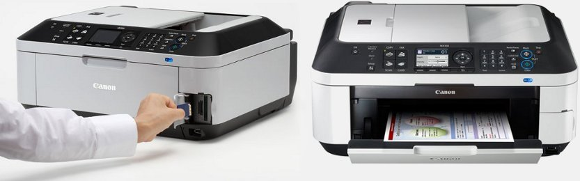 canon pixma mx350 wireless printer
