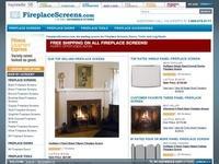 FireplaceScreens.com