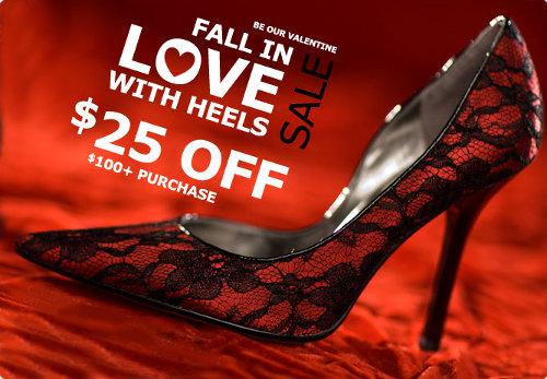 heels valentine special