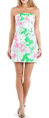 Lilly Pulitzer Franco Prep Green Dress