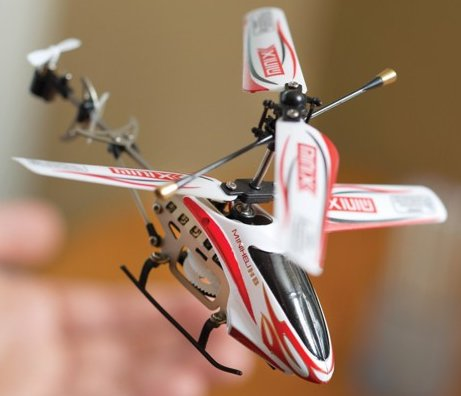 metal frame micro rc helicopter